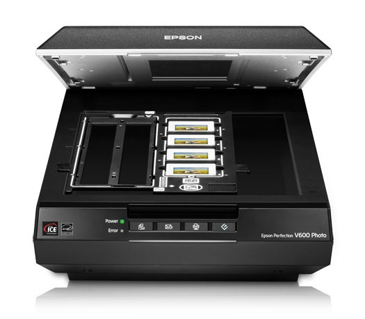 ESCANER EPSON PERFECTION V600 PHOTO (B11B198022)